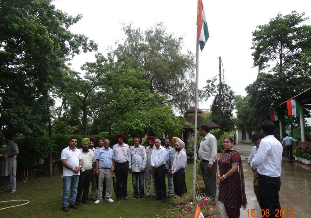Independence Day Celebrations At Diplast Farms