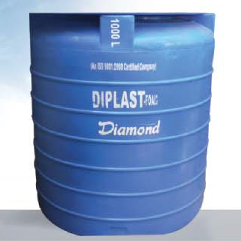 Diamond (outer colour) with foam: triple layer
