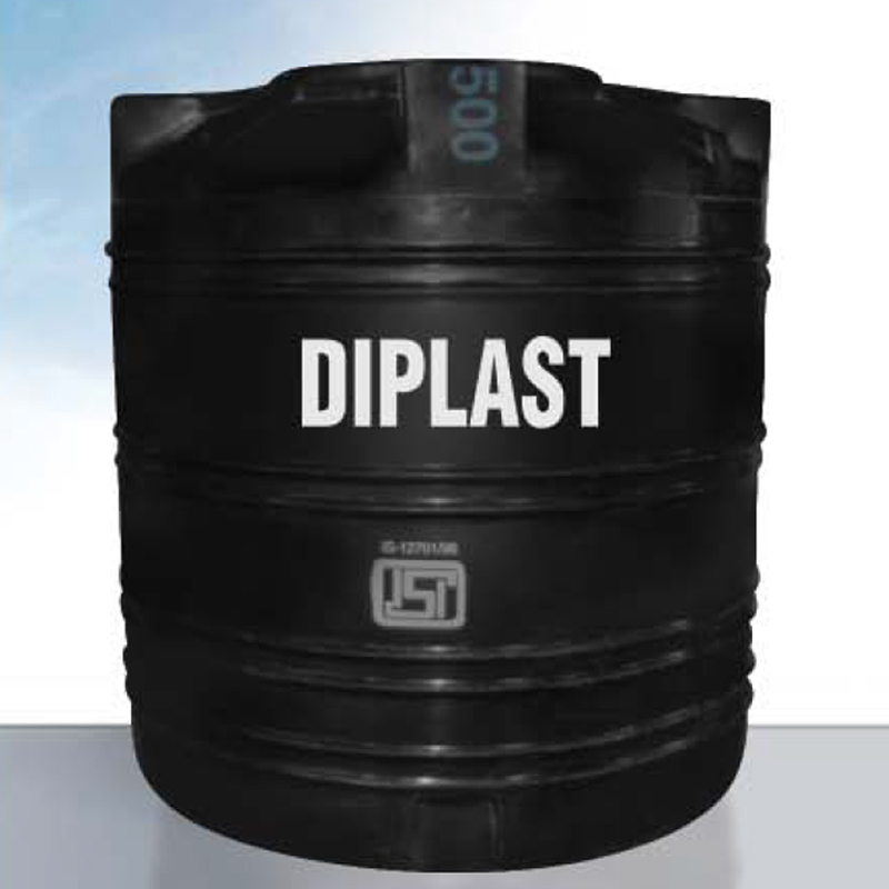 ISI Marked: Double Layer Water Tanks