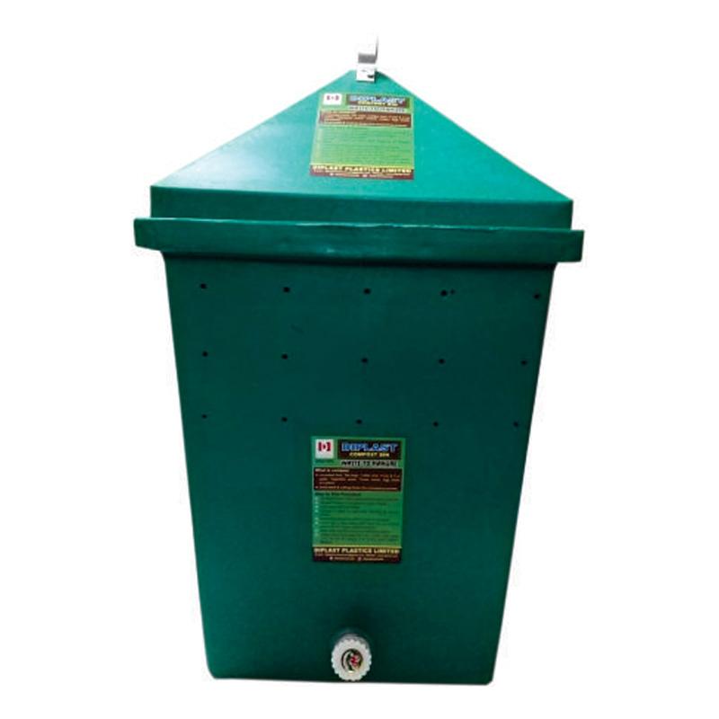 Diplast Compost Bin 70Ltr