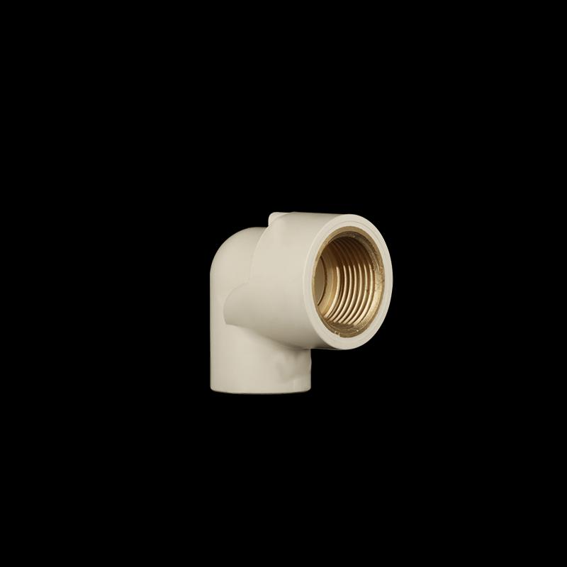 CPVC Brass Elbow 90