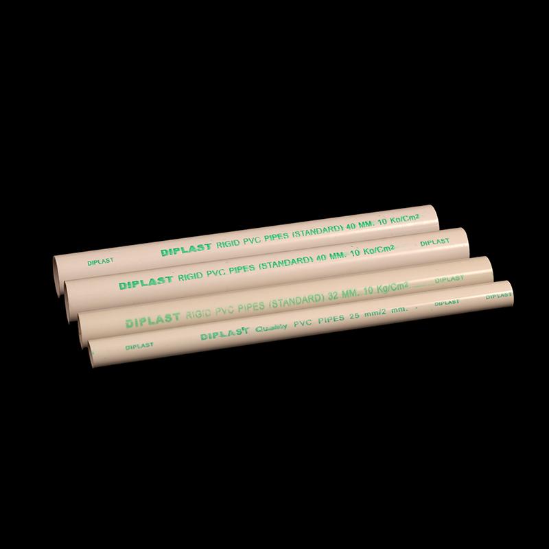 Diplast uPVC Plumbing Pipes & Fittings