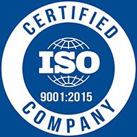 Footer Logo ISO